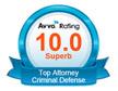 David J Cohen AVVO rating 10