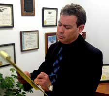Attorney David J. Cohen