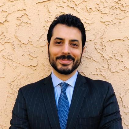 Attorney Michael J. Pellegrini, Of Counsel